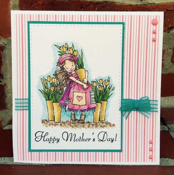 Rowhouse Greetings | Mother's Day | Mo's Digital Pencil Spring for Sale