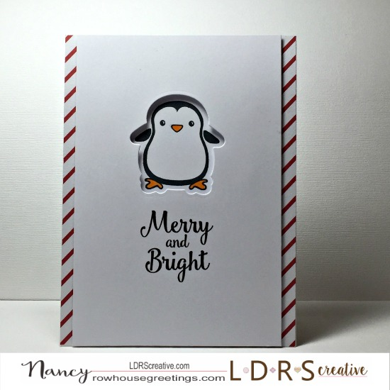 Rowhouse Greetings | Christmas | North Pole by LDRS Creative