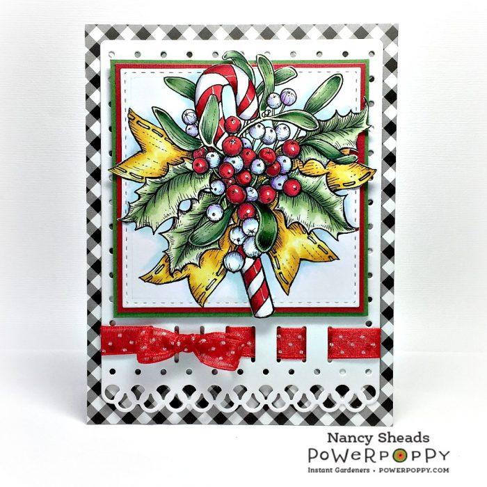 Rowhouse Greetings | Merriest Berries by Power Poppy