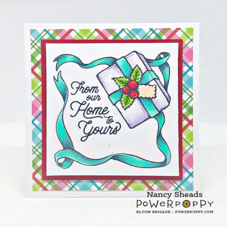 Rowhouse Greetings | Handmade with Love by Power Poppy