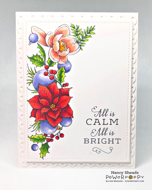 Power Poppy | Winter Floral by Power Poppy