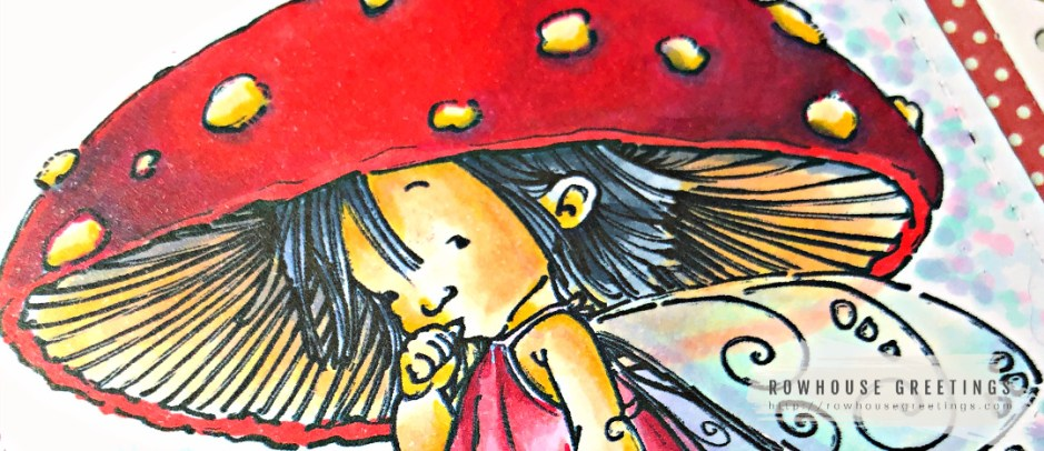 Rowhouse Greetings | Armanita by Mo's Digital Pencil