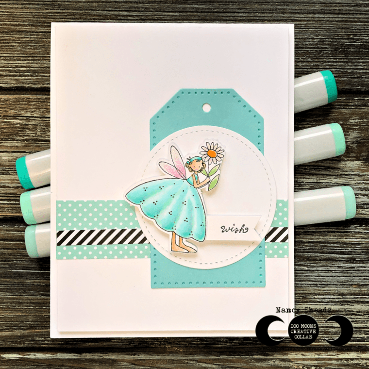 Rowhouse Greetings | Jone Hallmark Daisy Fae by RubberMoon