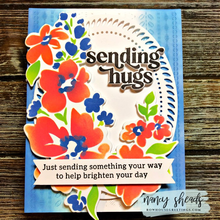 Rowhouse Greetings | Floral Notes by Pinkfresh Studio