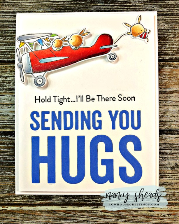 Rowhouse Greetings | High Flying Adventure by My Favorite Things
