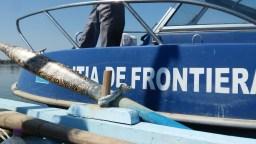 Politia de Frontiera. Romanian border police.
