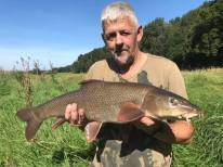 Mark Spilsbury PB 9lb barbel