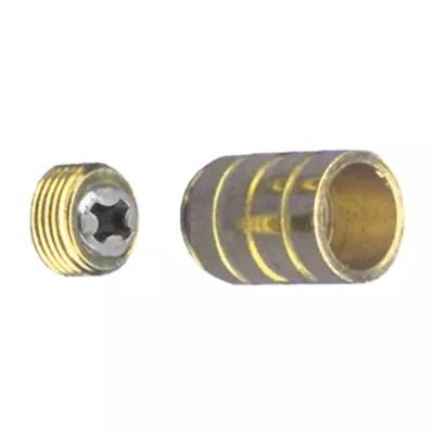 inside mount 3 8 id socket brass plated