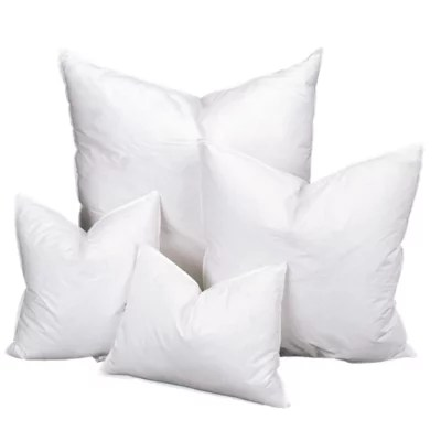 r tex down feather pillow inserts 10 90
