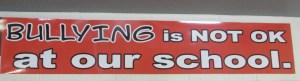 Bullying Banner