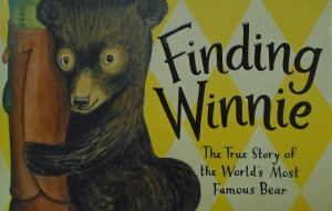 "Picture of the ""Finding Winnie"" book cover"