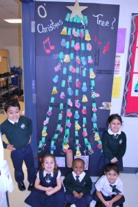 Kindergarten Montessori Door Decoration
