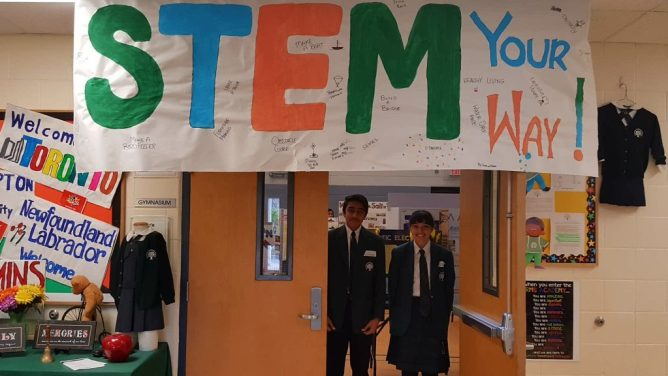 Open House Featuring STEM Fair May 25th 6pm-8pm