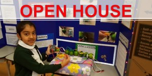 Event Reminder – Open House at RMS featuring STEM Fair