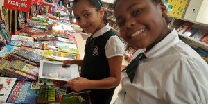 Scholastic Book Fair Fun