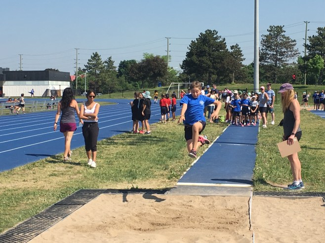 Track and Field 2018 at RMS Private School