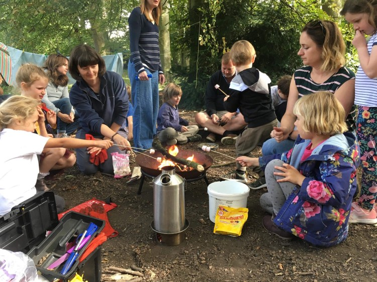 Forest School Rowntree Park