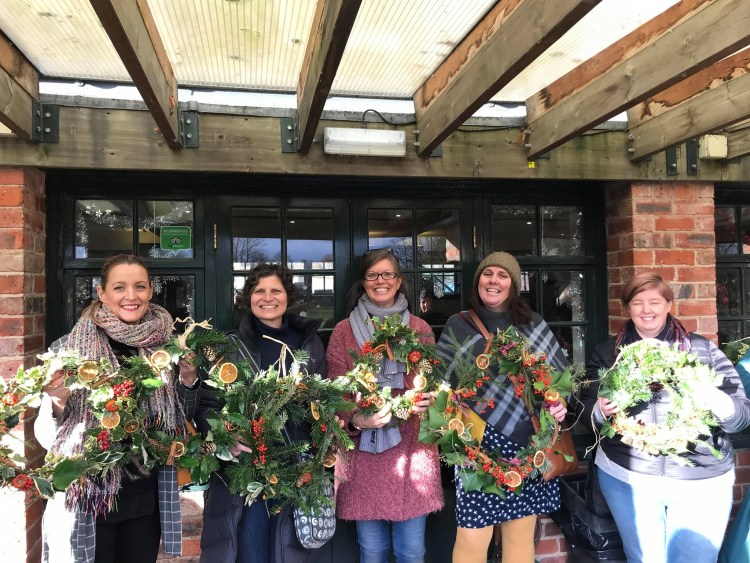 Rowntree Park Wreath Making