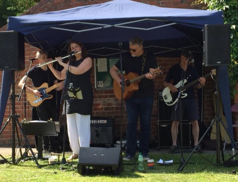 Rowntree Park music event