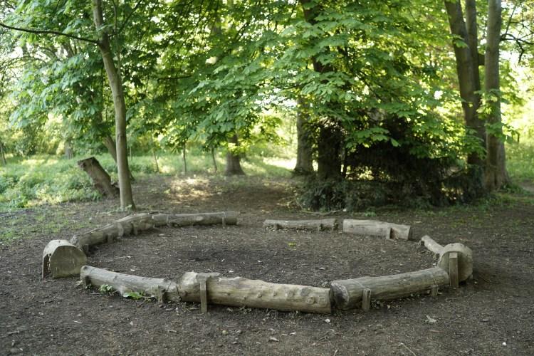 Rowntree Park Story Circle