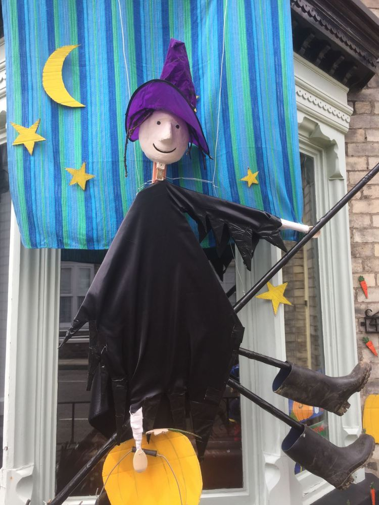 Rowntree Park Scarecrow Trail