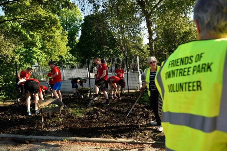 Rowntree Park Volunteers
