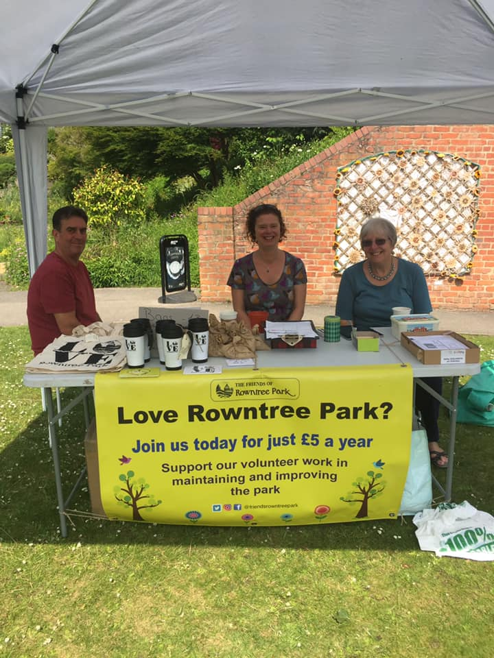 Friends of Rowntree Park Events