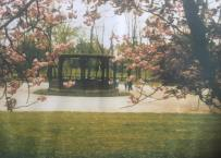 Rowntree Park band stand