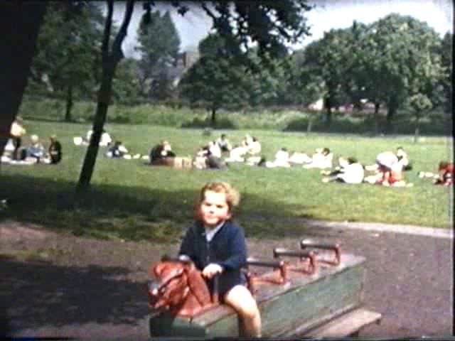 Rowntree Park Play park history