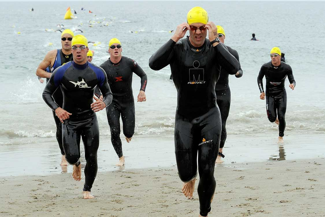 Top 10 Mistakes And How To Correct Them For The Triathlon Swim