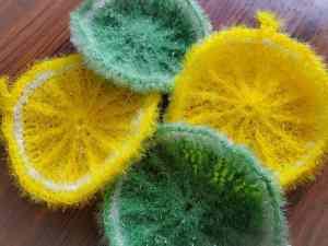 citrus scrubbies