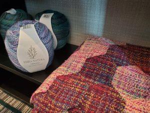 Cobblestone by Universal is such a super fun yarn!