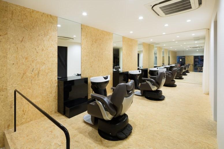 sala de belleza