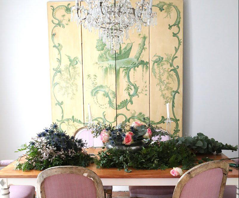 Brumalis una floristería de otra época