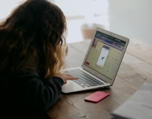 cum se invata online