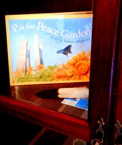 Peace Garden at Sentaor's office B