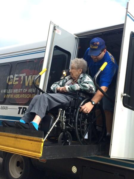 GrandmaTransit