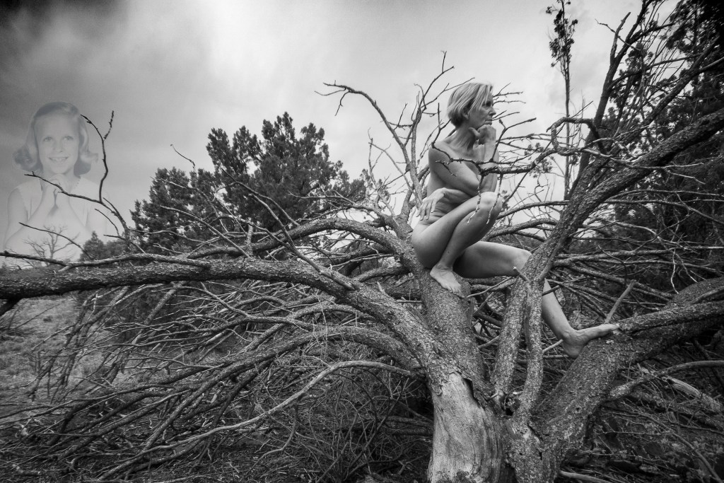 I AM: sitting with my sweet thorny memories by Roxanne Darling