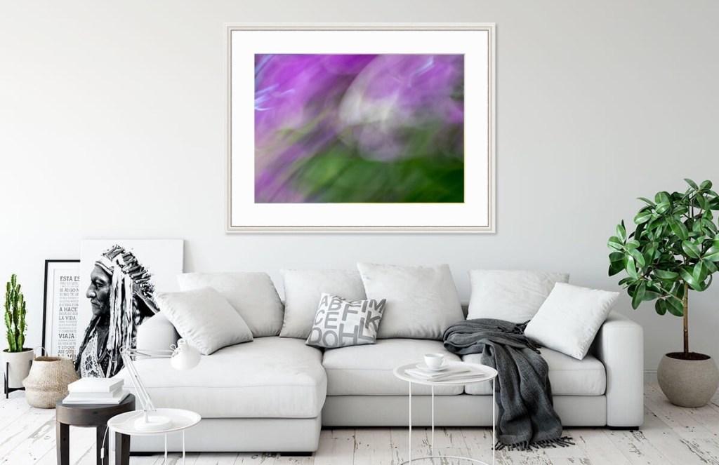 Violet Birth by Roxanne Darling