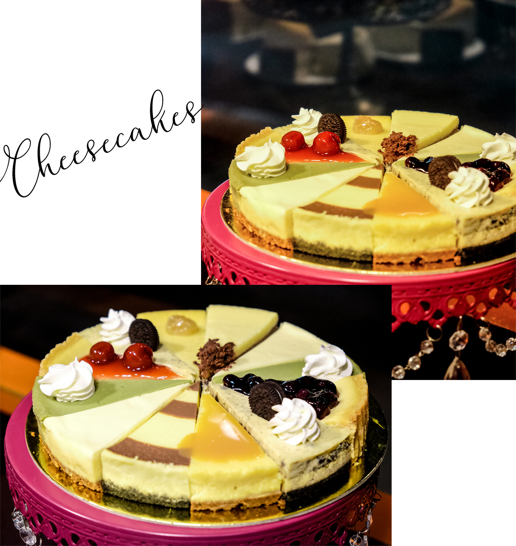 Cheesecakes | Sweetroxieee by Roxanne Lacap
