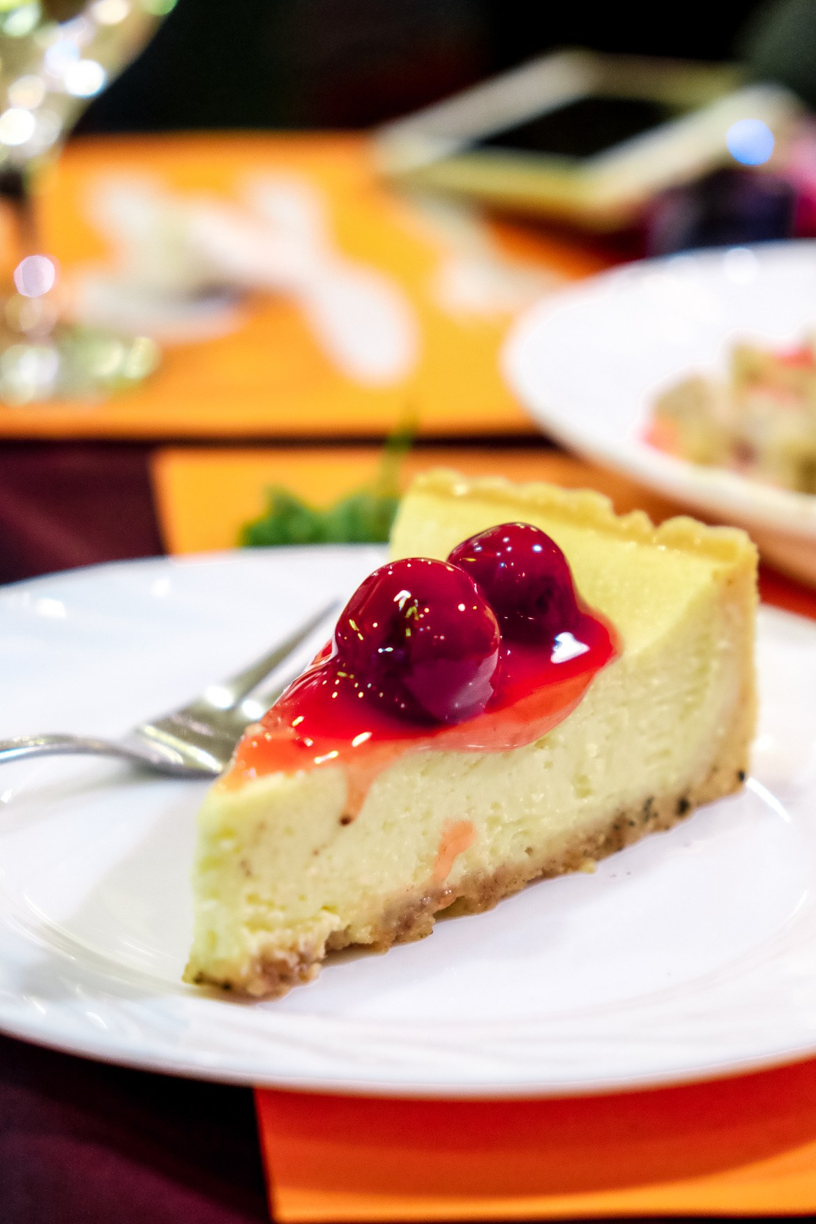 New York Style Cheesecake | Sweetroxieee by Roxanne Lacap
