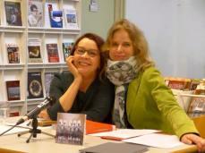 Élise Turcotte, écrivaine. Photo: 2015