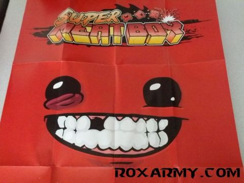 poster-super meat boy