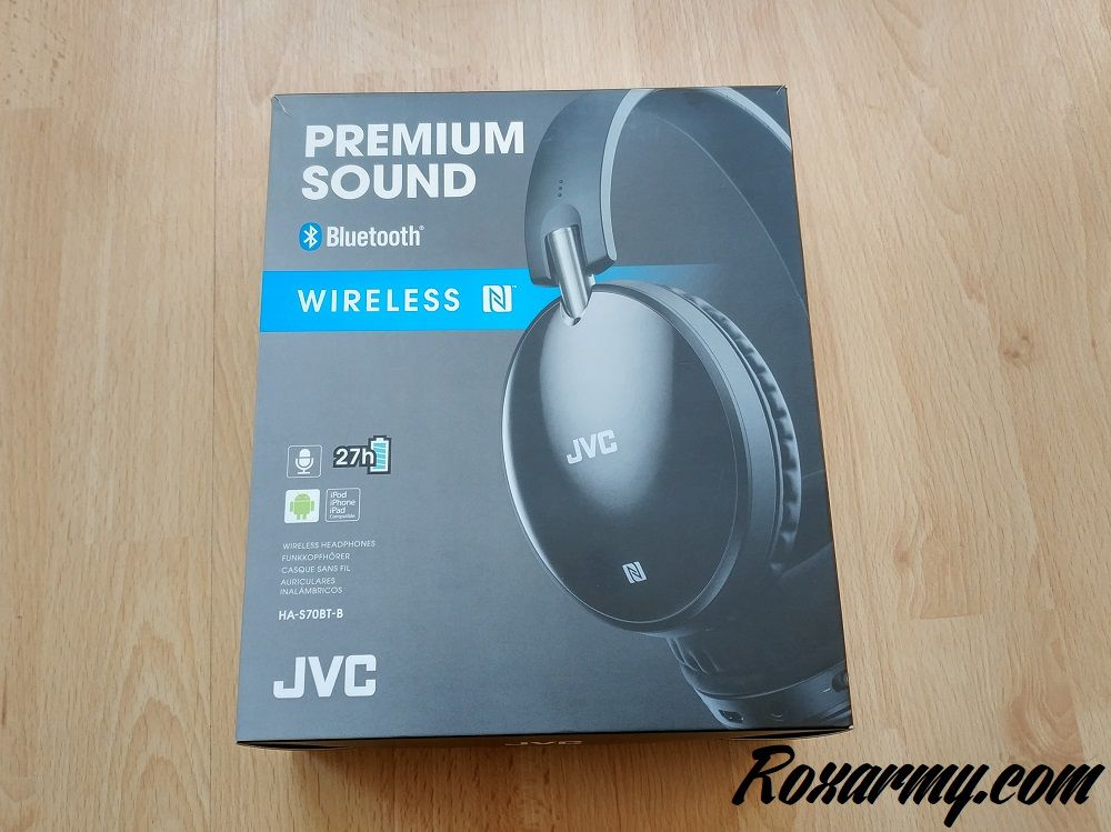 Test Du Jvc S70bt Un Casque Audio Bluetooth Endurant