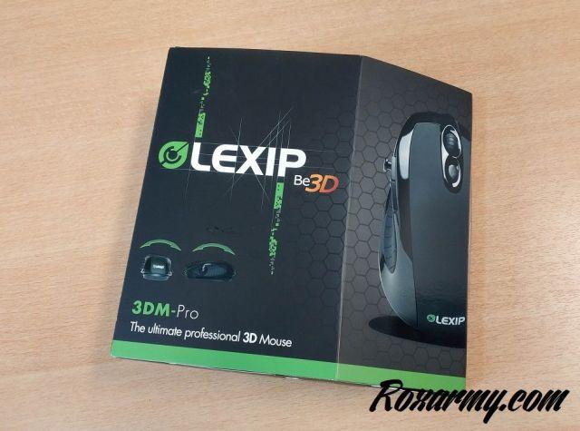 Lexip 3DM-Pro
