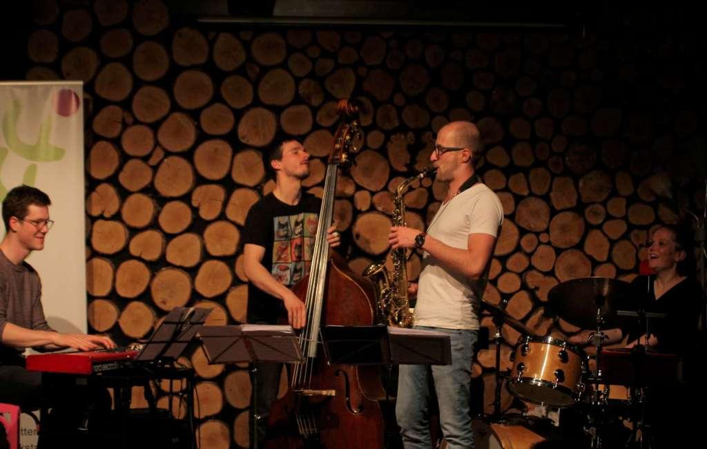 Eva Klesse Quartett (Jazz-Echo 2015)