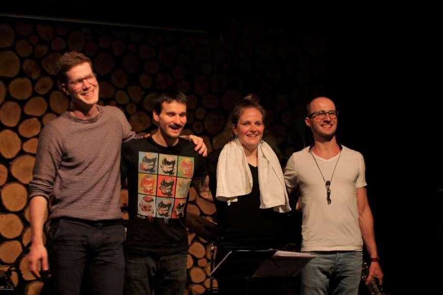 Eva Klesse Quartett (Jazz-Echo 2015) 19
