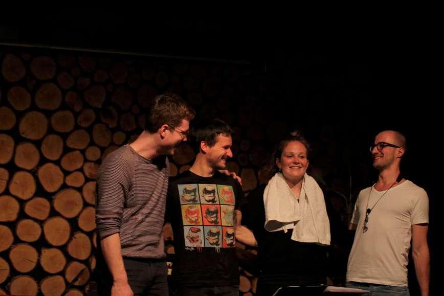 Eva Klesse Quartett (Jazz-Echo 2015) 16