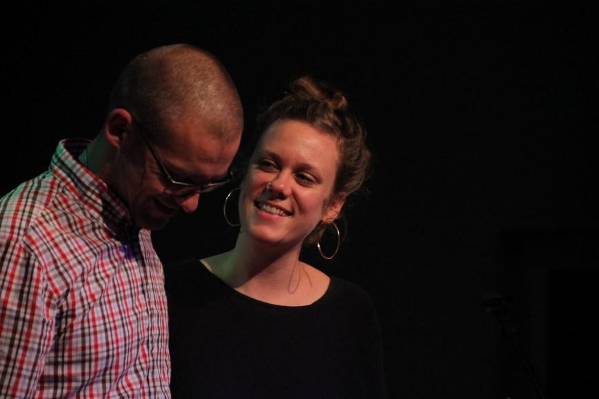 8.8.: Amanda Kapsch & Igor Zavatckii
