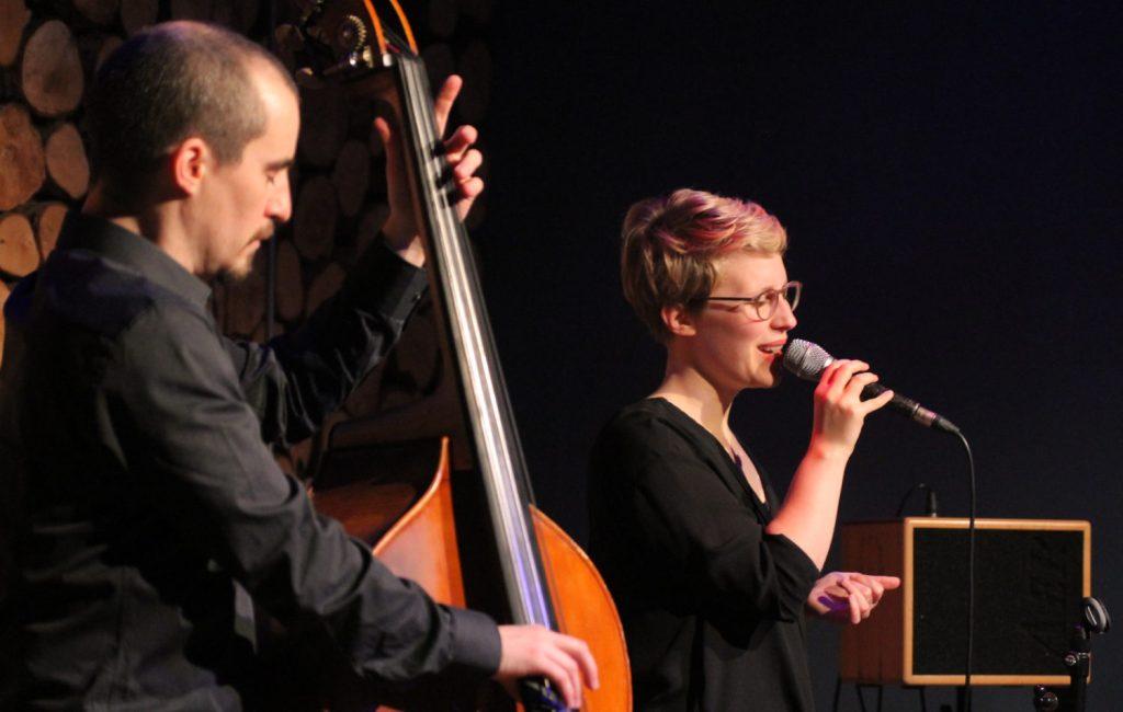 VIDEOS: Deep Talk im Jazz-Café (9.1.)